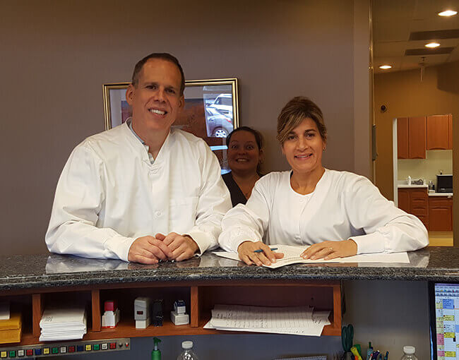 Wilmington dentists at Wahl Family Dentistry